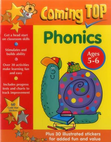 Coming Top - Phonics, Ages 5-6: Get: Somerville, Louisa/ Smith,