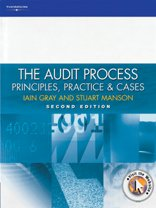 9781861520104: The Audit Process: Principles, Practice and Cases