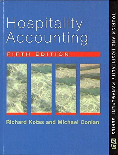 9781861520869: Hospitality Accounting (Elements of Business Series)