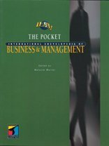 Pocket International Encyclopedia of Business and Management: Malcolm Warner