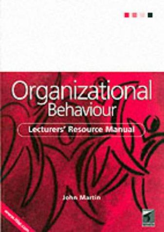 9781861521637: Organizational Behaviour