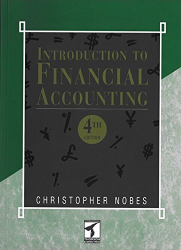9781861521651: Introduction to Financial Accounting