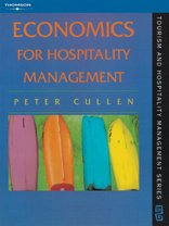 9781861521798: Economics for Hospitality Management (Chapman & Hall Series in Tourism & Hospitality Management)