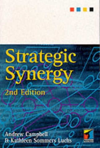 Strategic Synergy: Campbell, Andrew, Luchs,