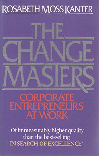 9781861522399: The Change Masters