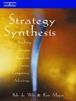 9781861523174: Strategy Synthesis: Resolving Strategy Paradoxes to Create Competitive Advantage