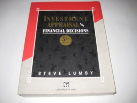 9781861523228: Investment Appraisal and Financing Decisions