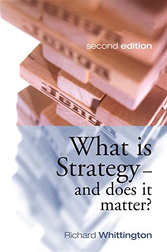 9781861523778: What Is Strategy----And Does It Matter