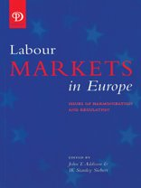 9781861524188: Labour Markets in Europe: Issues of Harmonization & Regulation