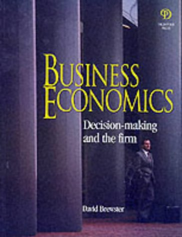9781861524256: Business Economics