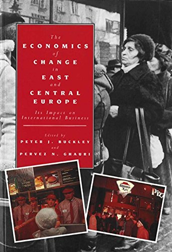 9781861524263: Economics of Change in East & Central Europe