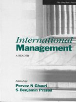 9781861524393: International Management: A Reader