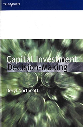 9781861524584: Capital Investment Decision-Making (Advanced Management Accounting & Finance)