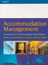 Accommodation Management: Perspectives for the International Hotel: Verginis, Constantinos S.