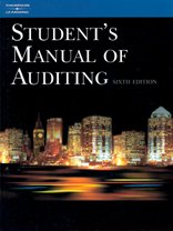 9781861524966: Student's Manual of Auditing