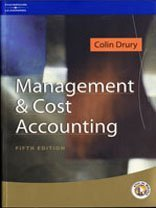 9781861525369: Management and Cost Accounting (Management & Cost Accounting)