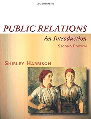 9781861525475: Public Relations: An Introduction