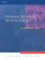 9781861526052: Human Resource Management: A Critical Text