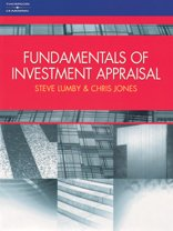 The Fundamentals of Investment Appraisal: Jones, Chris, Lumby,