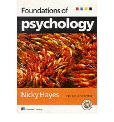9781861526137: Foundations of Psychology