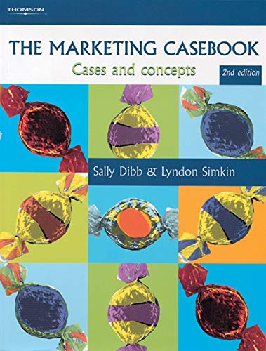 9781861526243: The Marketing Casebook: Cases and Concepts