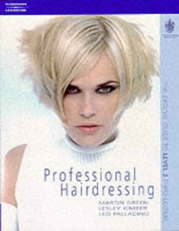 Professional Hairdressing: The Official Guide to Level: Direct, Assessment, Kimber,