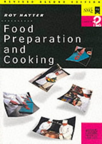 9781861526861: Food Preparation & Cooking (Hospitality)