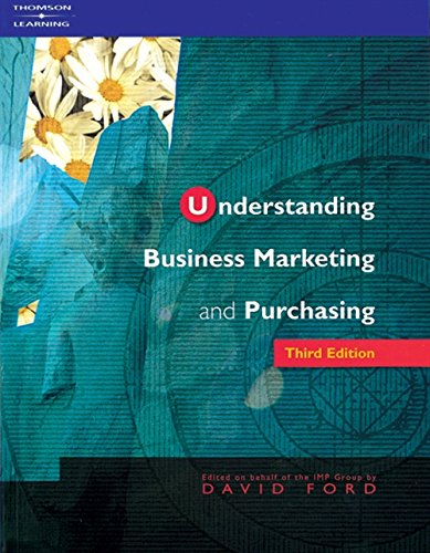 9781861527691: Understanding Business Marketing and Purchasing