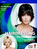 9781861529152: Hairdressing - The Foundations: The Official Guide to Level 2