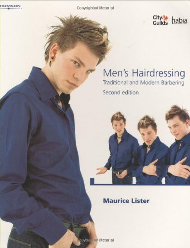 9781861529169: Men's Hairdressing: Traditional and Modern Barbering (Hairdressing and Beauty Industry Authority)
