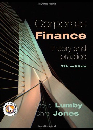 9781861529268: Corporate Finance: Theory and Practice