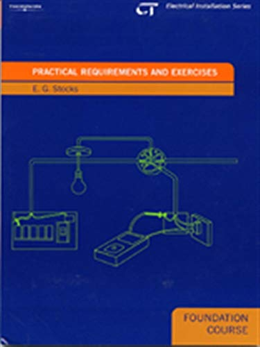 9781861529329: Practical Requirements and Exercises: Electrical Installations Series: Foundation Course