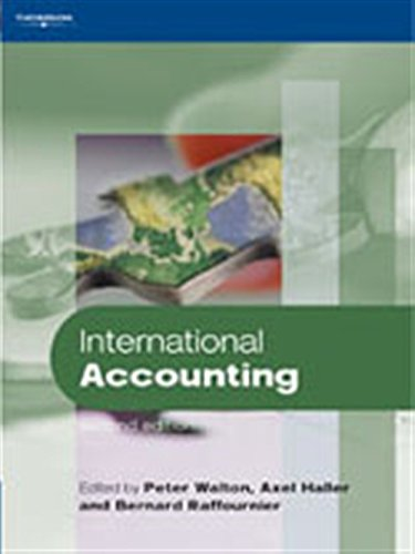 International Accounting (Paperback): Peter Walton, Axel Haller, Bernard Raffournier