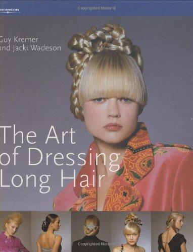 9781861529398: The Art of Dressing Long Hair