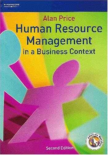 Human Resource Management in a Business Context: Alan Price