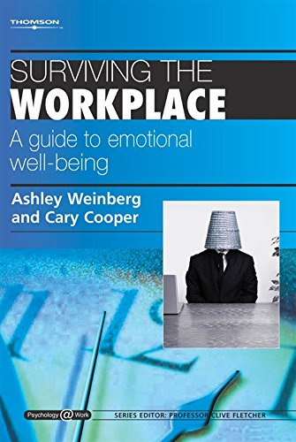 9781861529992: Surviving the Workplace: A Guide to Emotional Well-Being (Psychology at Work)