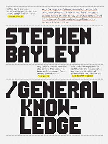 General Knowledge - Ex Library: Bayley, Stephen
