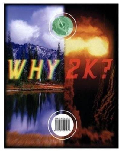 Why 2K?: Anthology for the New Era: Anthology for a New Era (Millennium) - Stephen Hayward