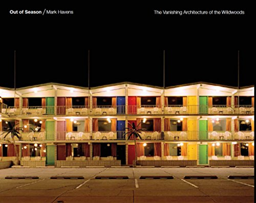 9781861543783: Out of Season: The Vanishing Architecture of the Wildwoods
