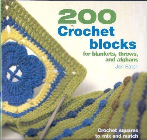 9781861554024: 200 Crochet Blocks