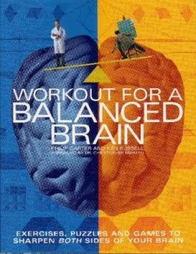 9781861555946: Workout for a Balanced Brain. Exercises puzzles and games to sharpen both sides of your brain