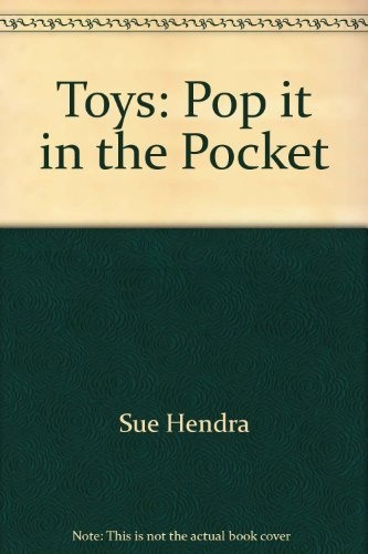 9781861559104: Toys: Pop it in the Pocket