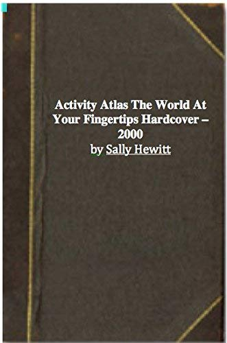 Activity Atlas The World At Your Fingertips