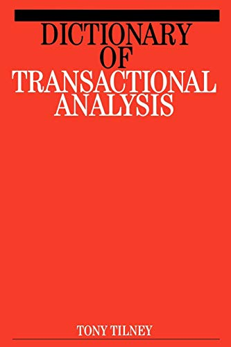 9781861560223: Dictionary of Transactional Analysis (Exc Business And Economy (Whurr))