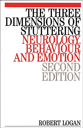 9781861560735: The Three Dimensions of Stuttering: Neurology, Behaviour and Emotion