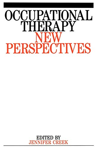 9781861560889: Occupational Therapy: New Perspectives