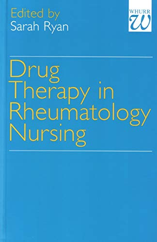 9781861561145: Drug Therapy in Rheumatology Nursing
