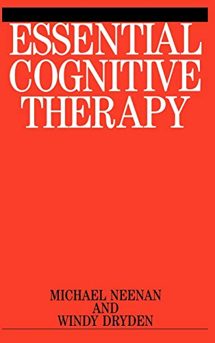 9781861561732: Essential Cognitive Therapy