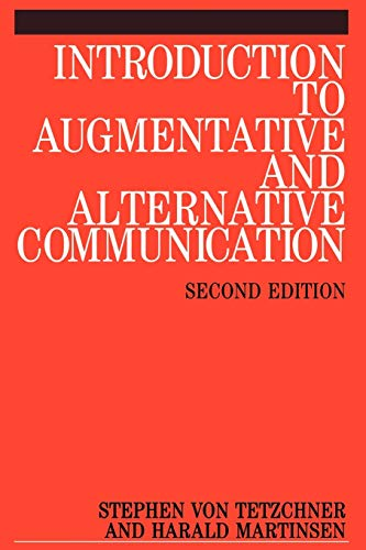 9781861561879: Introduction to Augmentative and Alternative Communication