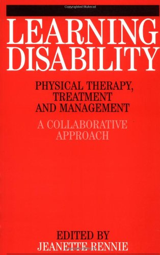 9781861561923: Learning Disability: Physical Treatment and Management